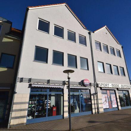 Rent this 2 bed duplex on Hohenbusch Center Weixdorf in Hohenbusch-Markt 1, 01108 Dresden