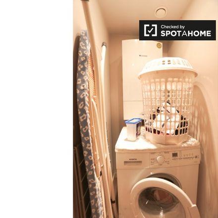 Rent this 1 bed apartment on Rue Charles Martel - Karel Martelstraat 50 in 1000 Ville de Bruxelles - Stad Brussel, Belgium