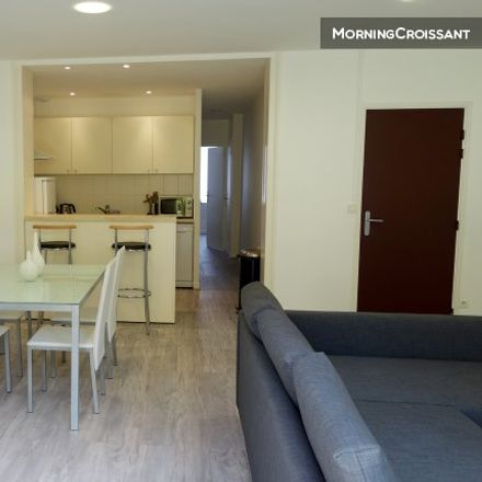 Rent this 1 bed apartment on 1 Rue du Chevalier Français in 59000 Lille, France