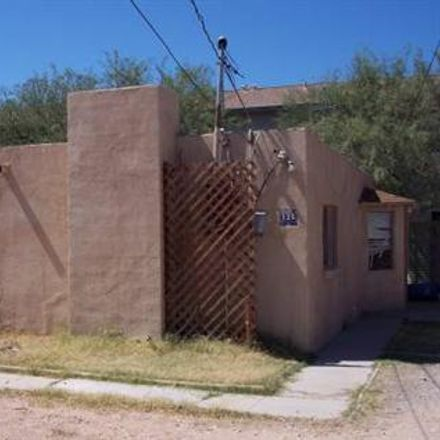 Rent this 2 bed house on 125 East Jacinto Street in Tucson, AZ 85705