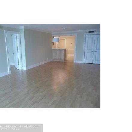 Rent this 2 bed condo on S Ocean Blvd in Pompano Beach, FL