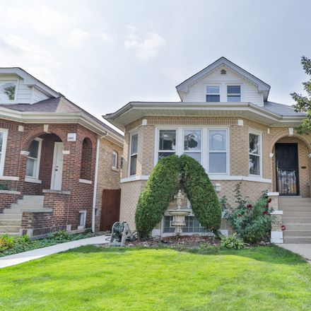 Rent this 4 bed house on 3046 North Natchez Avenue in Chicago, IL 60634