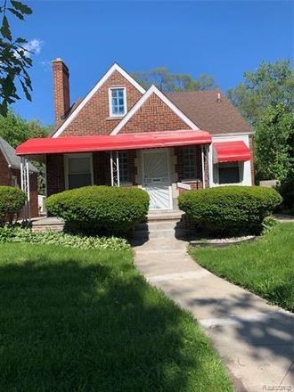 Rent this 3 bed house on 19330 Stansbury St in Detroit, MI