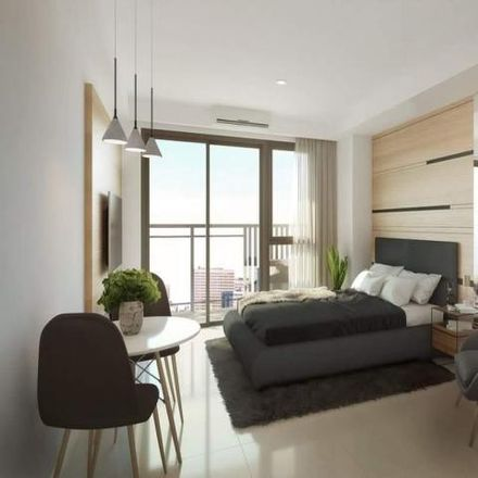 Rent this 1 bed condo on Ayala Malls - Circuit in Solstice Tower 1, Theatre Drive