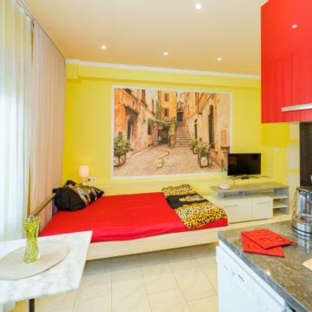 Rent this 1 bed apartment on Frongasse 22 in 53121 Bonn, Germany