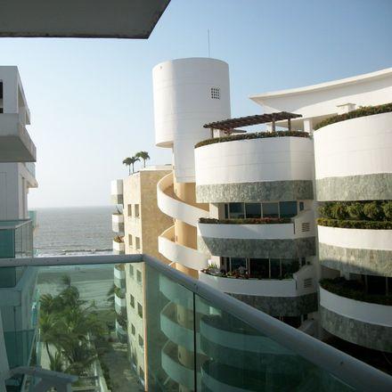 Rent this 2 bed apartment on Túnel de Crespo in Dique, 130002 Cartagena