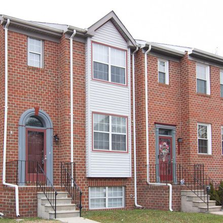 Rent this 3 bed townhouse on 6104 Twilight Court in Overlea, MD 21206