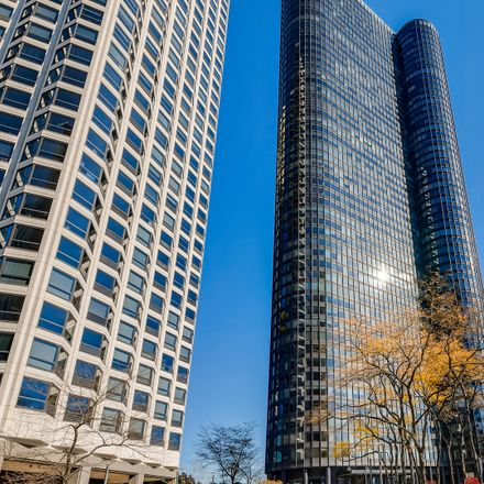 Rent this 2 bed condo on Harbor Point in 155 North Harbor Drive, Chicago