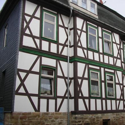Rent this 1 bed apartment on Straße der Einheit in 99765 Heringen/Helme, Germany