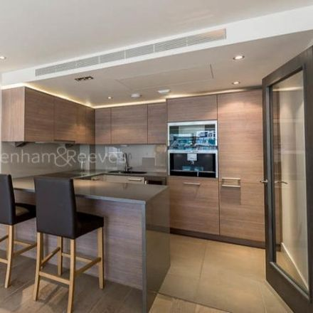 Rent this 1 bed apartment on Compass House in 5 Park Street, London SW6 2FD
