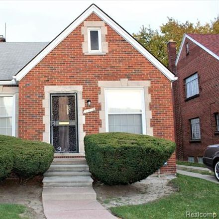 Rent this 3 bed house on 19698 Spencer Street in Detroit, MI 48234