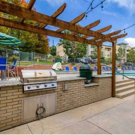 Rent this 1 bed apartment on Hilton Garden Inn in West 55th Avenue, Arvada