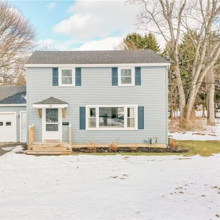 Rent this 3 bed house on Birch Ln in Rochester, NY