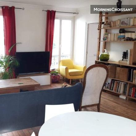 Rent this 2 bed apartment on Clamart in ÎLE-DE-FRANCE, FR