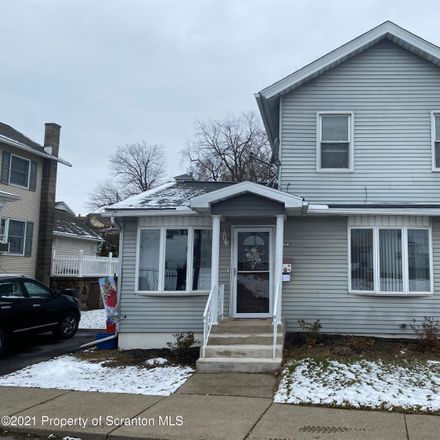 Rent this 3 bed house on 210 South Pond Street in Taylor, PA 18517