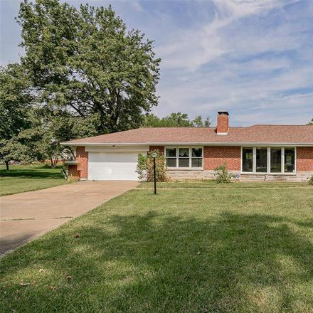 Rent this 3 bed house on Mimosa Ln in Saint Louis, MO