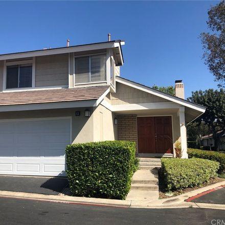 Rent this 3 bed condo on 11 Brookmont in Irvine, CA 92604