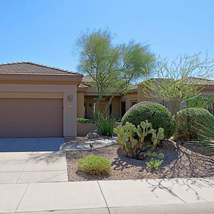 Rent this 3 bed house on 6135 East Evening Glow Drive in Scottsdale, AZ 85266