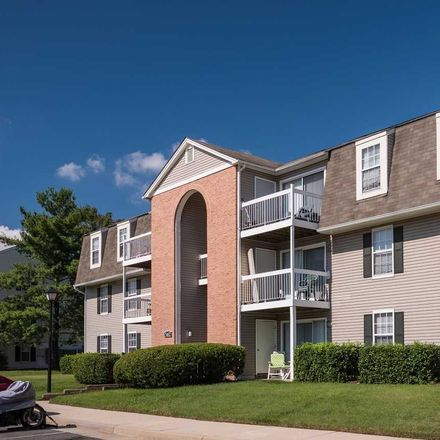 Rent this 2 bed apartment on 5400 Claymont Drive in Mount Vernon, VA 22309