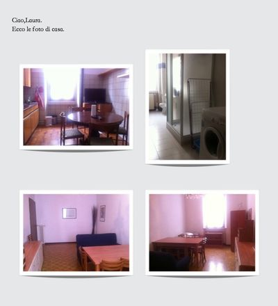 Rent this 1 bed room on Via Giovita Scalvini in 20158 Milan Milan, Italy