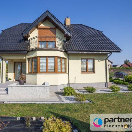 Rent this 5 bed house on Łapińska in 83-331 Przyjaźń, Poland