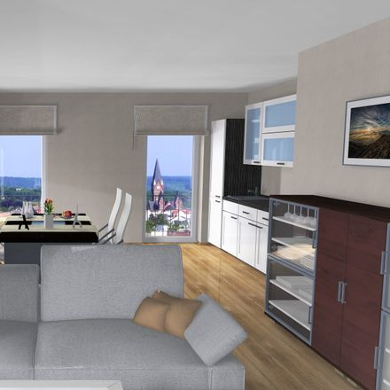 Rent this 3 bed apartment on Hardenbergstraße 10 in 59755 Arnsberg, Germany