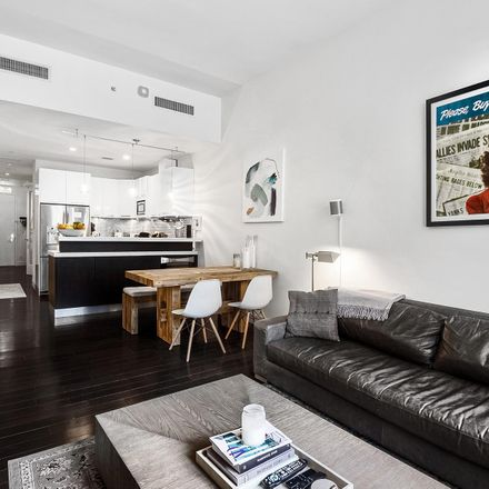 Rent this 1 bed condo on Hale and Hardy Soups in 111 Fulton Street, New York