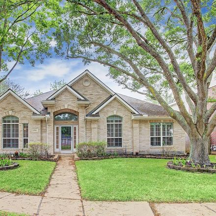 Rent this 3 bed house on 23114 Lodge Meadows Dr in Katy, TX