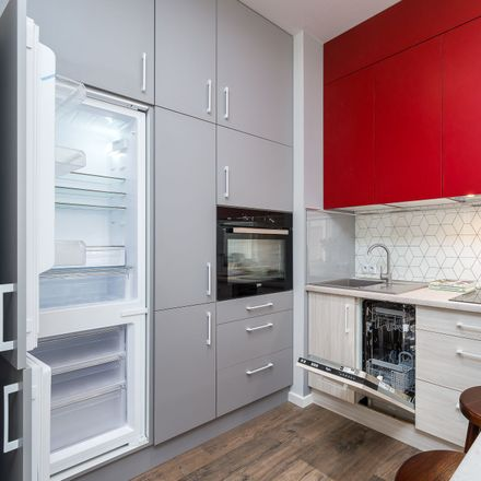 Rent this 1 bed apartment on Gąsiorowskich 4 in 60-704 Poznań, Poland
