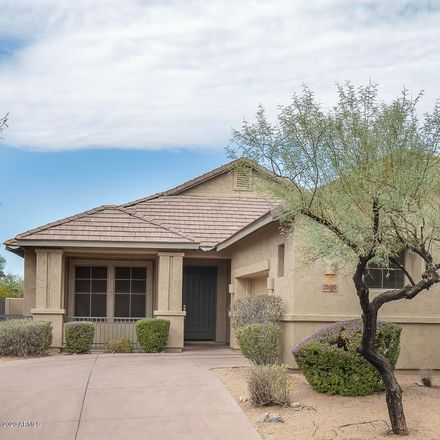 Rent this 4 bed house on 20490 North 95th Street in Scottsdale, AZ 85255