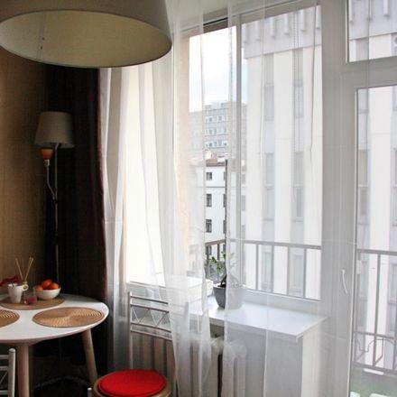 Rent this 1 bed apartment on Lukiškių g. in Vilnius, Lituania