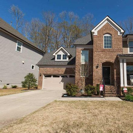 Rent this 4 bed house on 2806 Lemnos Drive in Apex, NC 27502