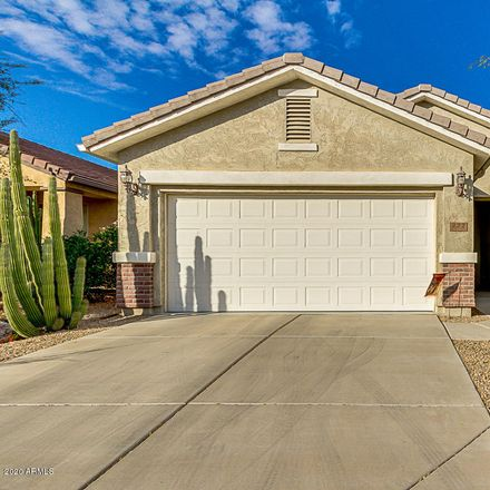 Rent this 2 bed house on 222 West Lantern Way in San Tan Valley, AZ 85143