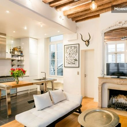 Rent this 3 bed apartment on 13 Rue de l'Ancienne Comédie in 75006 Paris, France