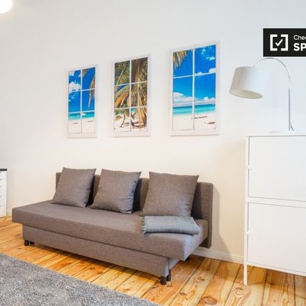 Rent this 1 bed apartment on Donaustraße 43-44 in 12043 Berlin, Germany