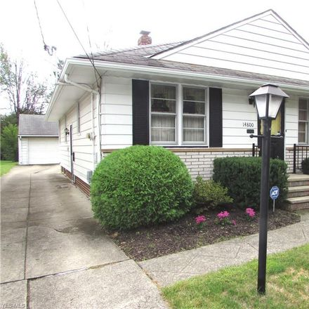 Rent this 3 bed house on 14800 James Avenue in Maple Heights, OH 44137