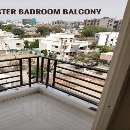 Rent this 2 bed apartment on AMTS Ghuma Bus terminal in Bopal-Ghuma road, Bopal