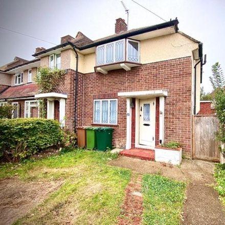 Rent this 3 bed house on Sandringham Drive in Spelthorne TW15 3JQ, United Kingdom