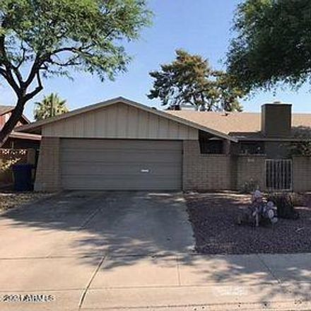 Rent this 3 bed house on 1622 East la Jolla Drive in Tempe, AZ 85282