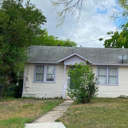 Rent this 3 bed house on 729 Aransas Avenue in San Antonio, TX 78210