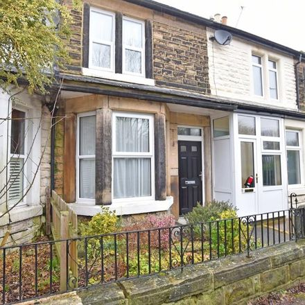 Rent this 2 bed house on Ashfield Terrace in Harrogate HG1 5ET, United Kingdom