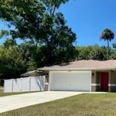 Rent this 3 bed house on 1516 Dufferin Avenue in North Port, FL 34286