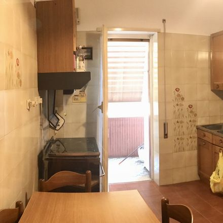 Rent this 2 bed room on Via Renato Simoni in 9, 00157 Roma RM