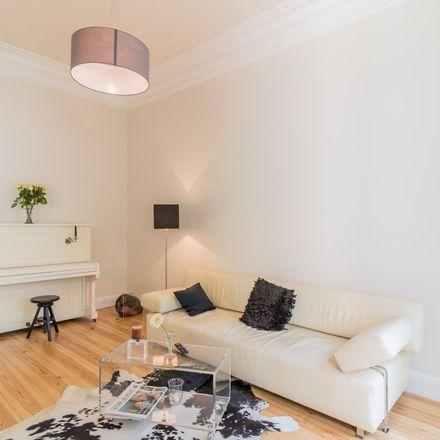 Rent this 1 bed apartment on Heinrich-Barth-Straße 21 in 20146 Hamburg, Germany