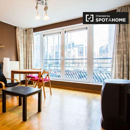 Rent this 0 bed apartment on Hendrik Consciencegebouw (Vlaamse overheid) in Rue du Marché - Marktstraat, 1210 Saint-Josse-ten-Noode - Sint-Joost-ten-Node