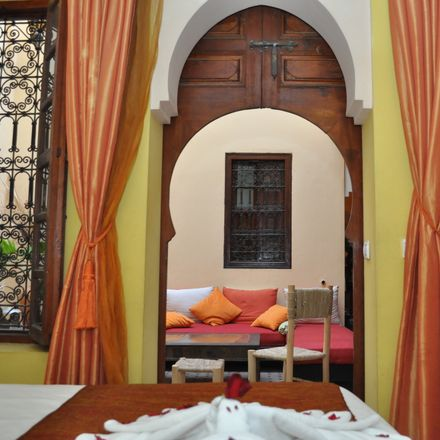 Rent this 1 bed room on Riad Andaloussia in 1 Rue de Bab Taghzout, 40008 Marrakesh