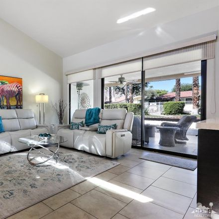 Rent this 3 bed condo on 18 Palomas Drive in Rancho Mirage, CA 92270