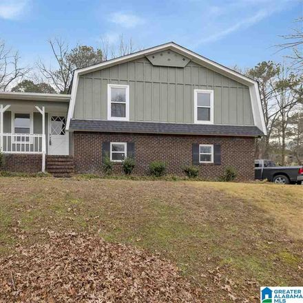 Rent this 3 bed house on 2555 Comanche Dr in Birmingham, AL