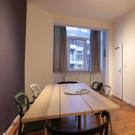 Rent this 1 bed apartment on Rue de la Bigorne - Speerhaakstraat 6 in 1210 Saint-Josse-ten-Noode - Sint-Joost-ten-Node, Belgium