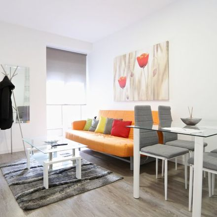 Rent this 1 bed apartment on Calle de Miguel Servet in 21, 28012 Madrid